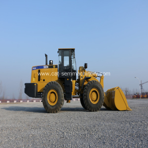 5 Ton Wheel Loader SEM652D Wheel Loader